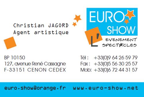 Carte De Visite Euroshow